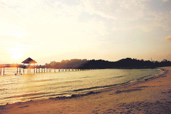 Pantai Cahaya Negeri, Port Dickson.